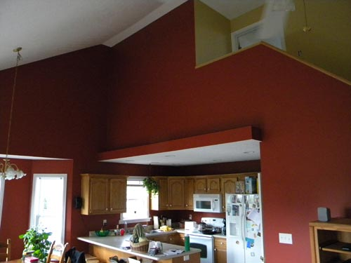 House Painter Louisville Our Work Painting The Town Llc